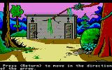Manhunter: New York Atari ST I lost the suspect inside there