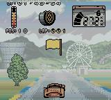 Test Drive: Le Mans Game Boy Color The fog sets in.