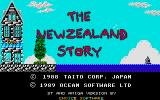 The New Zealand Story Atari ST Title screen