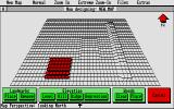 UMS: The Universal Military Simulator Atari ST Editing the landscape.