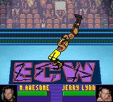 ECW Hardcore Revolution Game Boy Color Mike Awesome - RIP