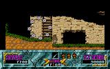 Ghouls 'N Ghosts Atari ST Don't let that thing catch you
