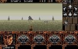 Ishar 2: Messengers of Doom Atari ST Some killed enemies leaves gold after them