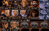 Ishar 2: Messengers of Doom Atari ST Enrolling party members