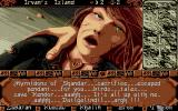 Ishar 2: Messengers of Doom Atari ST It's too late for her
