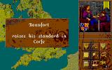 Kingmaker Atari ST One of your enemies has made Corfe his base