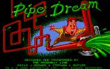 Pipe Dream Atari ST Title screen