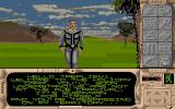 Robinson's Requiem Atari ST He talks to you