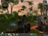 Neverwinter Nights 2: Storm of Zehir Windows Low level party facing enemy