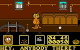 Garfield: Big, Fat, Hairy Deal Atari ST Anybody down there?