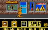 Garfield: Big, Fat, Hairy Deal Atari ST Hardware store.