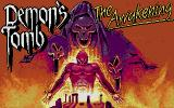 Demon's Tomb: The Awakening Atari ST Title screen