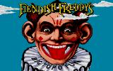 Fiendish Freddy's Big Top O' Fun Atari ST Title screen