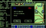 Fire-Brigade: The Battle for Kiev - 1943 Atari ST I think it is best to delay the withdrawal