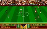 Gazza's Super Soccer Atari ST Kick off!