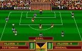 Gazza's Super Soccer Atari ST It's a goal
