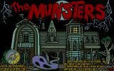 The Munsters Atari ST Title screen