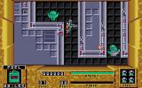 Dan Dare III: The Escape Atari ST Two kinds of aliens