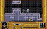 Dan Dare III: The Escape Atari ST A refueling station