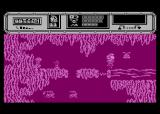 Starquake Atari 8-bit Don't get zapped by electricity...
