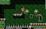 "Jim Power in ""Mutant Planet"" Atari ST A flying enemy"