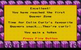 One Step Beyond Atari ST I've reached Quaver Zone 1