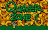One Step Beyond Atari ST Quaver Zone 1 cut scene