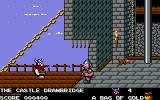 Spike in Transilvania Atari ST The entrance to the castle