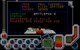 Wreckers Atari ST Battlepod 0 is ready for use