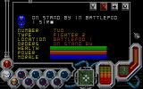 Wreckers Atari ST Info about the blue droid