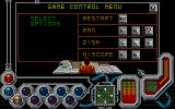 Wreckers Atari ST Game options