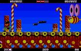 Zool Atari ST A level boss