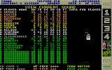 Premier Manager 2 Atari ST The current squad