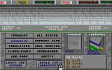 Premier Manager 2 Atari ST Making improvements to the home stadium