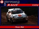 Network Q RAC Rally Championship DOS Loading screen
