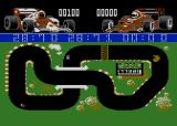 Grand Prix Simulator Atari 8-bit Racing...