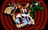 Titus the Fox: To Marrakech and Back Atari ST Loading screen