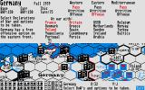 Third Reich Atari ST This turn Germany will go on the offence on the eastern front