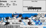 Third Reich Atari ST Let's see what to build this turn
