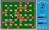 Bomberman Atari ST This power-up will make you move faster