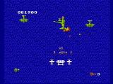 1942 NES Attacking planes with some weapon power ups