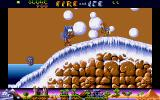 Fire & Ice Atari ST Avalanche!