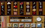 Lost Dutchman Mine Atari ST Buying supplies