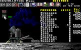 Millennium: Return to Earth  Atari ST Mining operations