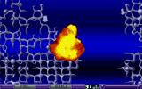 Stardust Atari ST Spaceship exploded.