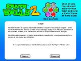 Santa Balls 2: Bigger, Bolder & Bouncier Windows Legal stuff and row example