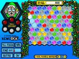 Santa Balls 2: Bigger, Bolder & Bouncier Windows I made some balls disappear (full screen mode).