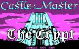 Castle Master + Castle Master II: The Crypt DOS Title screen (CGA)