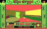 Castle Master + Castle Master II: The Crypt DOS The coffin room (CGA)