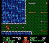 Wolverine NES Starting location